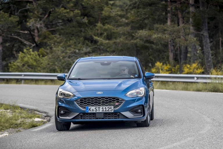 2020 Ford Focus ST 550956