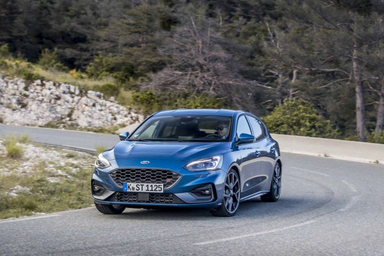 2020 Ford Focus ST 550958