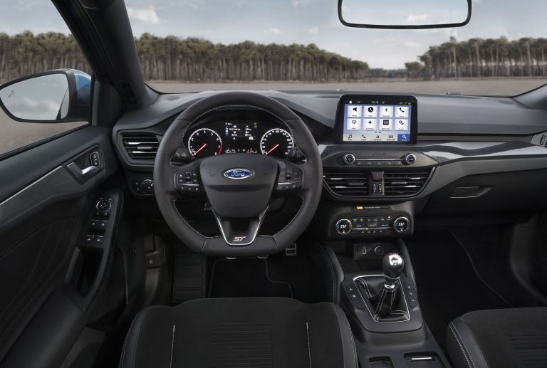 2020 Ford Focus ST 550962