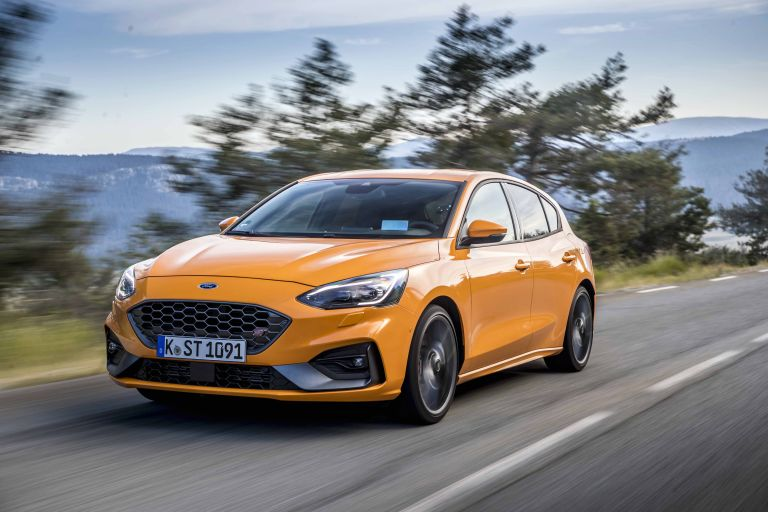 2020 Ford Focus ST 550966