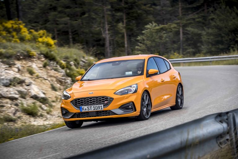 2020 Ford Focus ST 550971