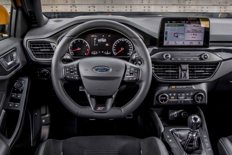 2020 Ford Focus ST 550983