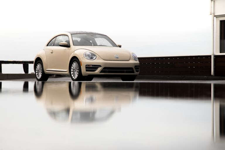 2019 Volkswagen Beetle Final edition - USA version 537379