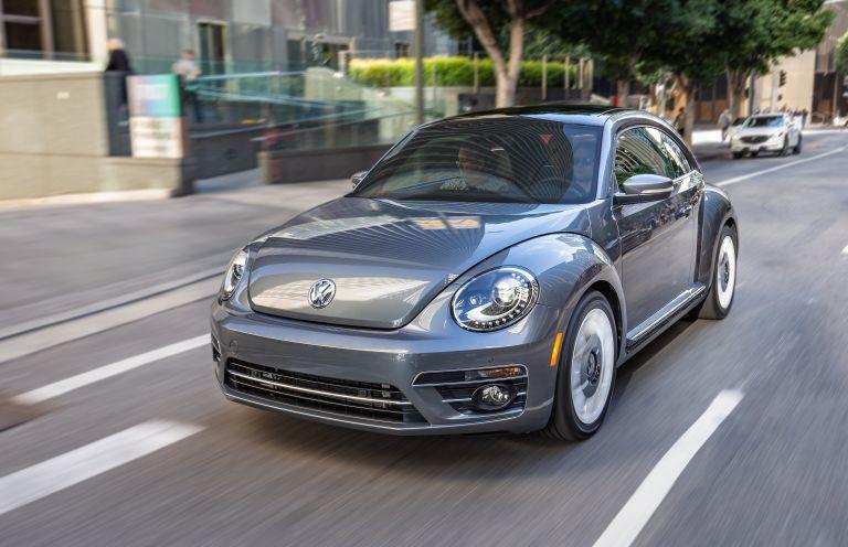 2019 Volkswagen Beetle Final edition - USA version 537384