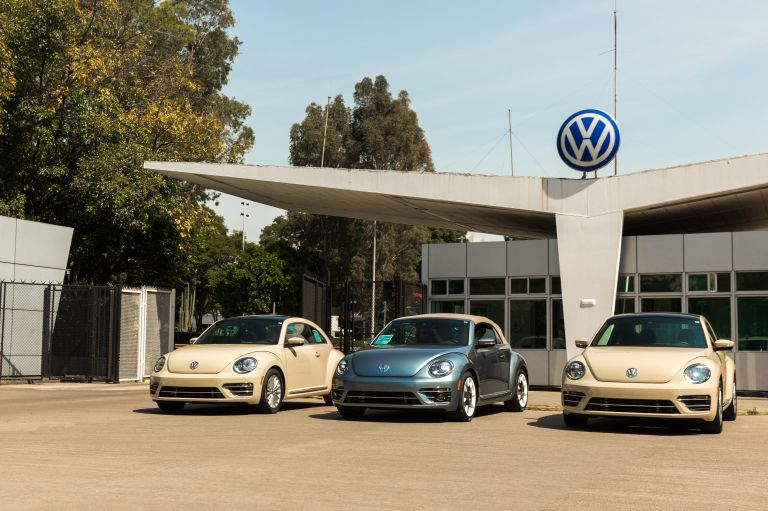 2019 Volkswagen Beetle Final edition - USA version 537387