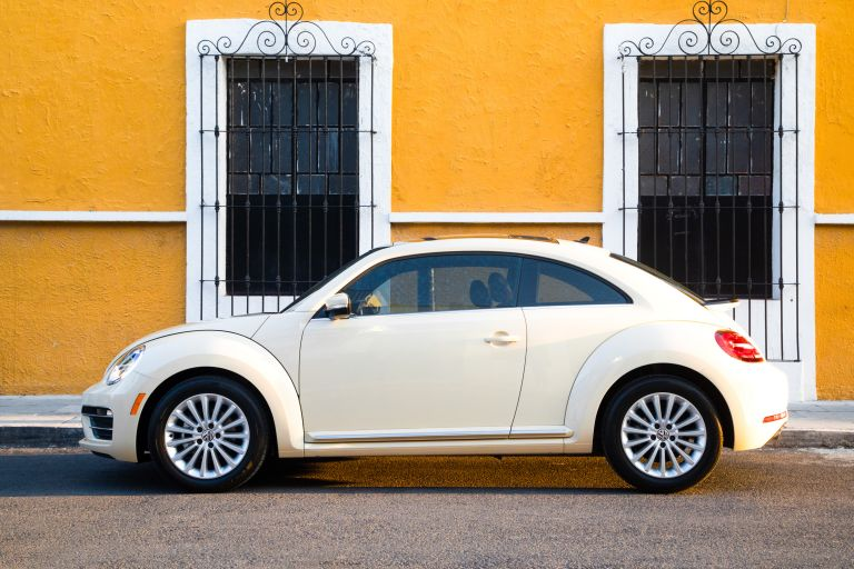 2019 Volkswagen Beetle Final edition - USA version 537390