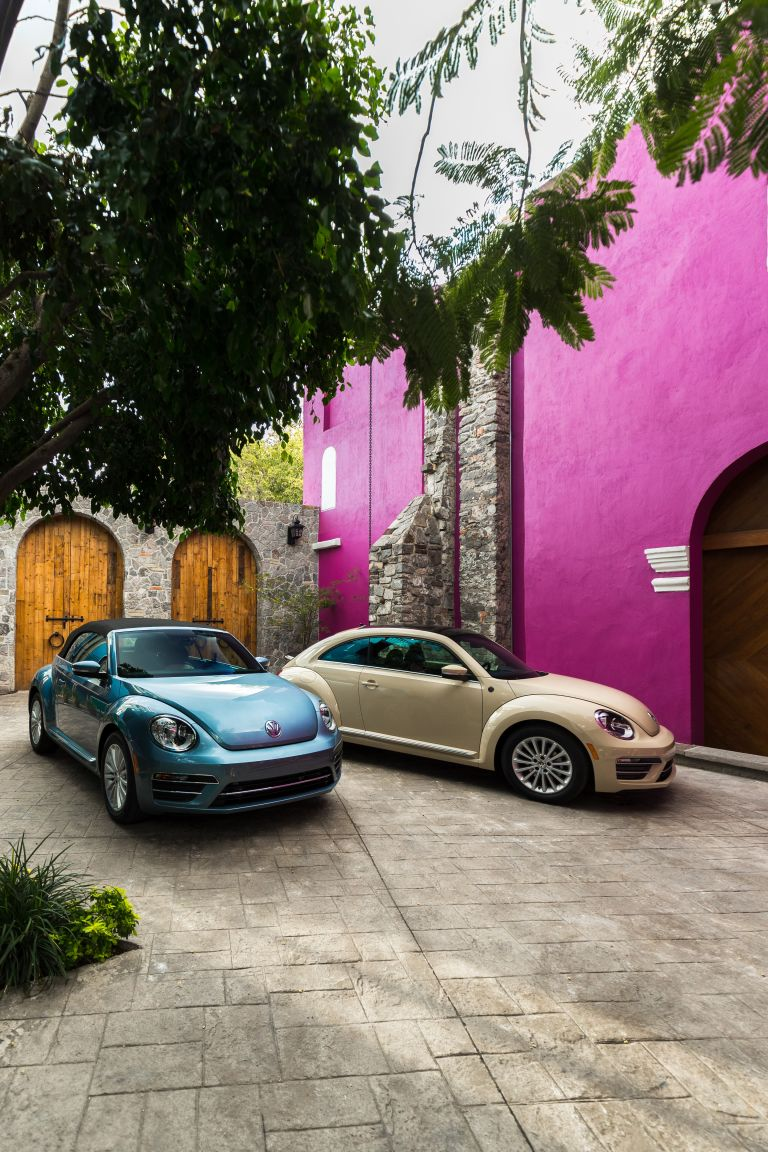 2019 Volkswagen Beetle Final edition - USA version 537393