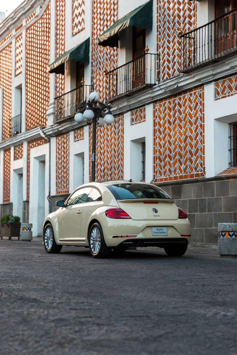 2019 Volkswagen Beetle Final edition - USA version 537395