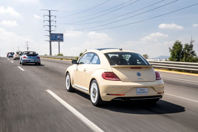 2019 Volkswagen Beetle Final edition - USA version 537404