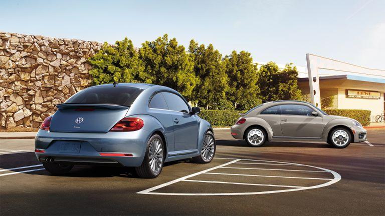 2019 Volkswagen Beetle Final edition - USA version 537410