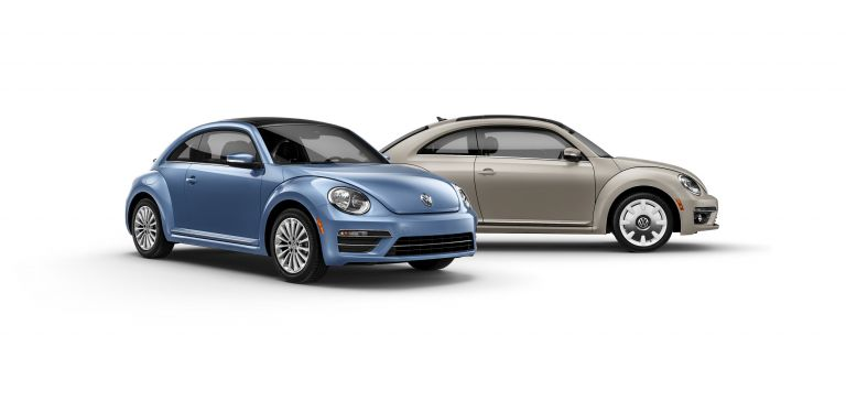 2019 Volkswagen Beetle Final edition - USA version 537414
