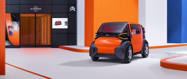 2019 Citroën Ami One concept 537440