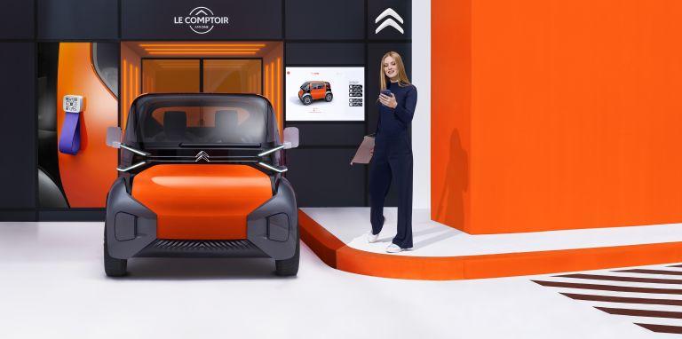 2019 Citroën Ami One concept 537446