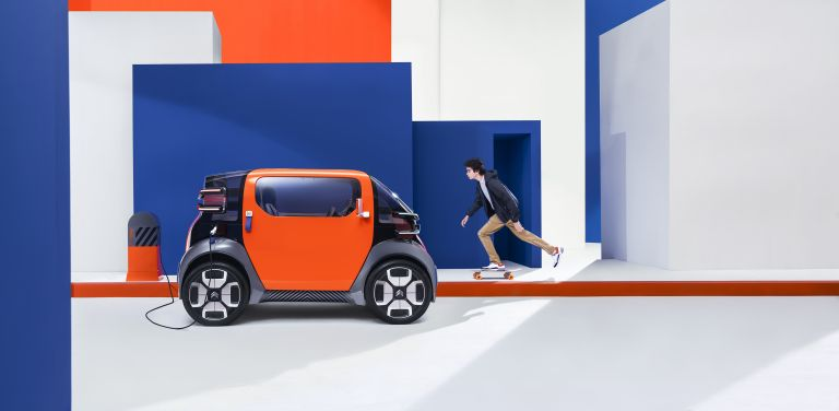 2019 Citroen Ami One concept 537447