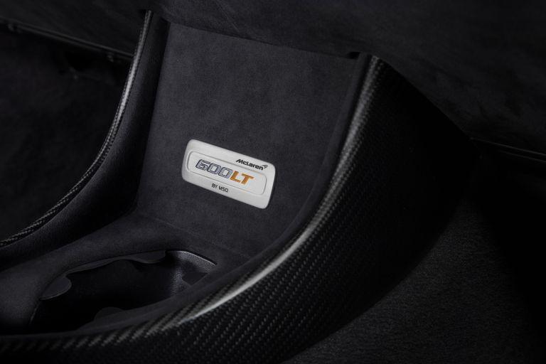 2019 McLaren 600LT spider by MSO 537800