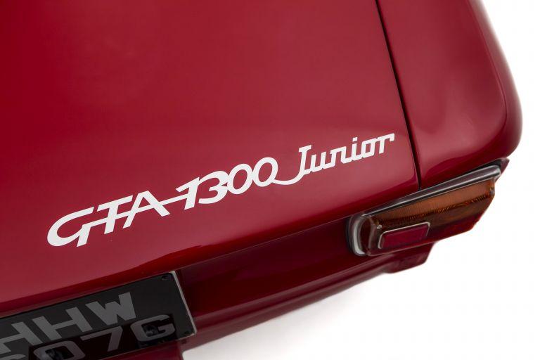 1972 Alfa Romeo GTA 1300 Junior 537848