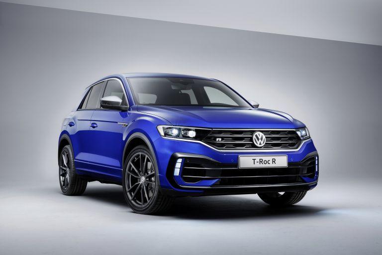 2019 Volkswagen T-Roc R 537947