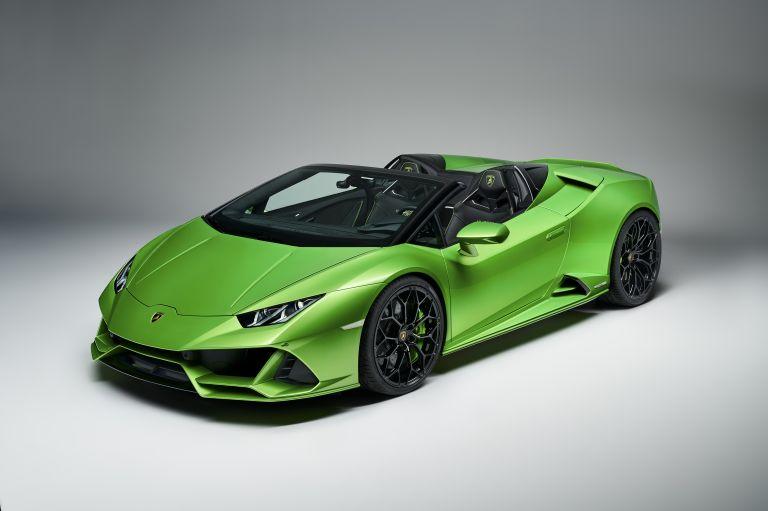 2019 Lamborghini Huracan Evo Spyder Free High Resolution Car Images
