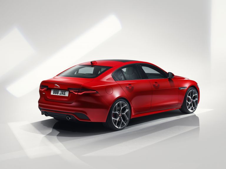 2020 Jaguar XE 538204
