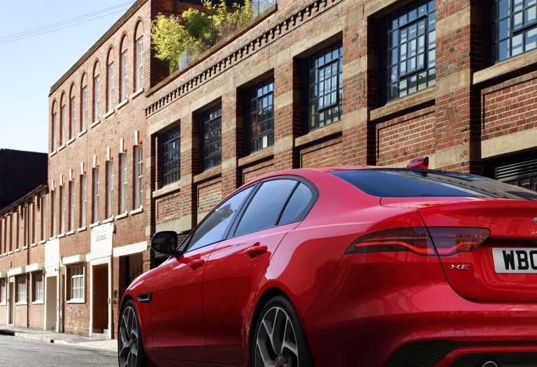 2020 Jaguar XE 538222