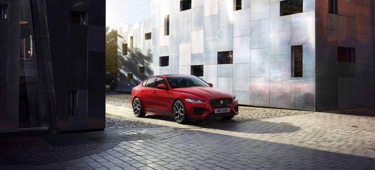 2020 Jaguar XE 538224