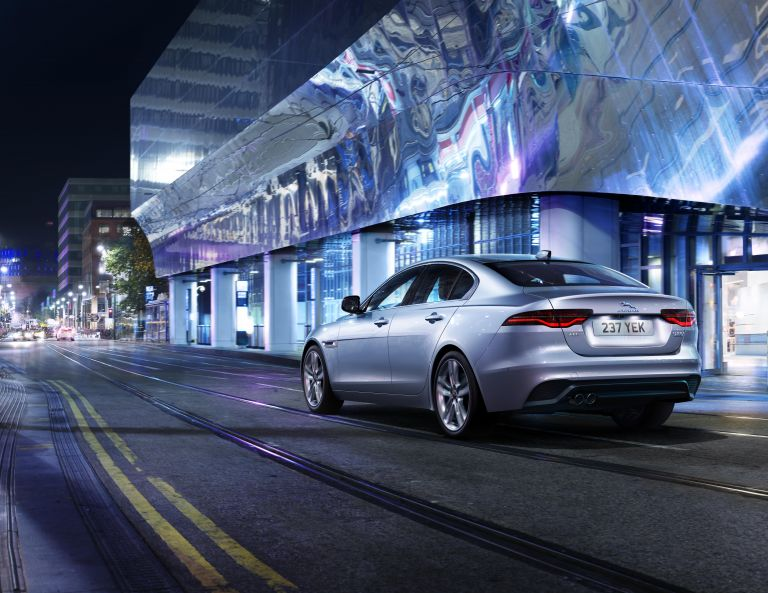 2020 Jaguar XE 538234