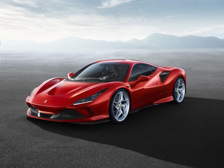 2019 Ferrari F8 Tributo 538962