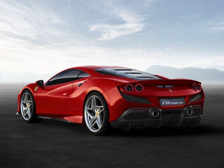 2019 Ferrari F8 Tributo 538964