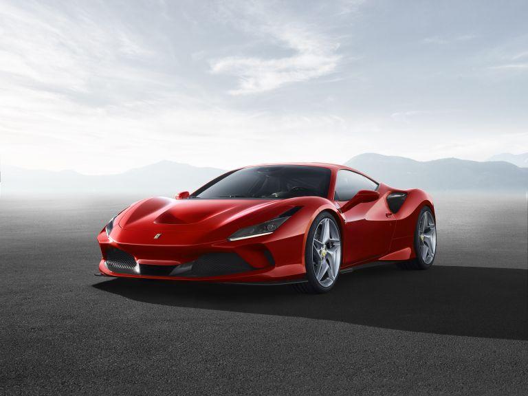 2019 Ferrari F8 Tributo 538965