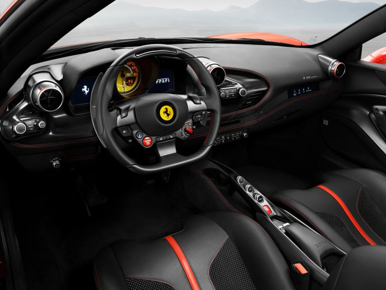 2019 Ferrari F8 Tributo 538975