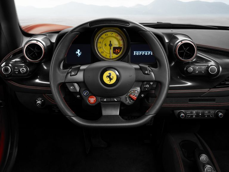 2019 Ferrari F8 Tributo 538976