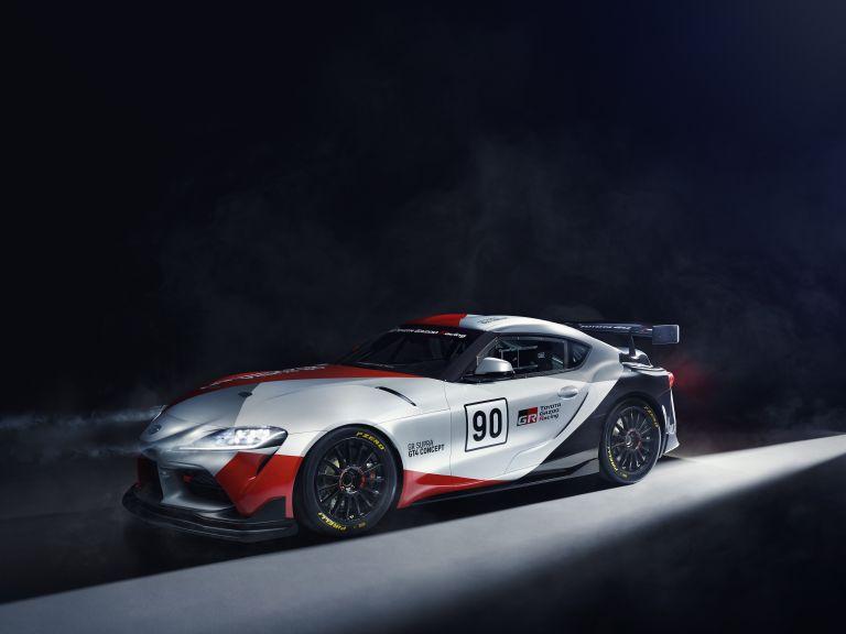 2019 Toyota GR Supra GT4 concept 538547