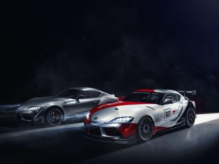 2019 Toyota GR Supra GT4 concept 538548
