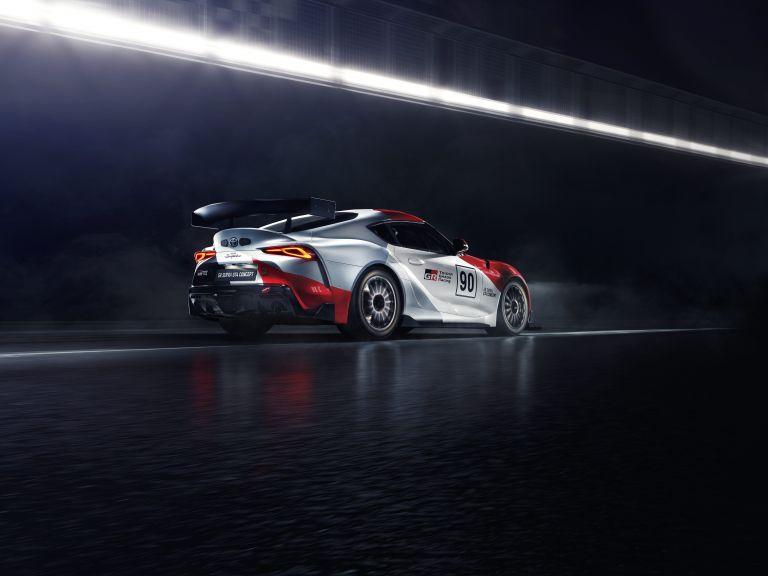 2019 Toyota GR Supra GT4 concept 538549