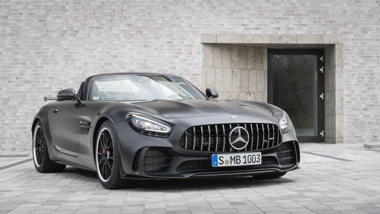 2019 Mercedes-AMG GT R roadster 541542