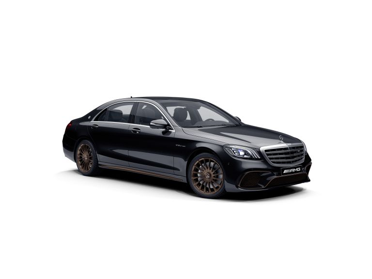 2019 Mercedes-AMG S 65 Final edition 538699