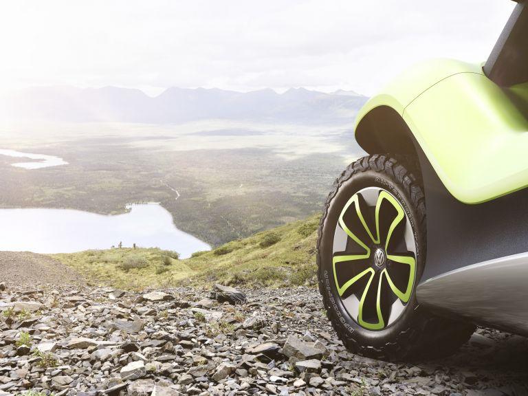 2019 Volkswagen ID Buggy concept 538773
