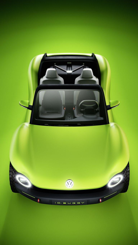 2019 Volkswagen ID Buggy concept 538784