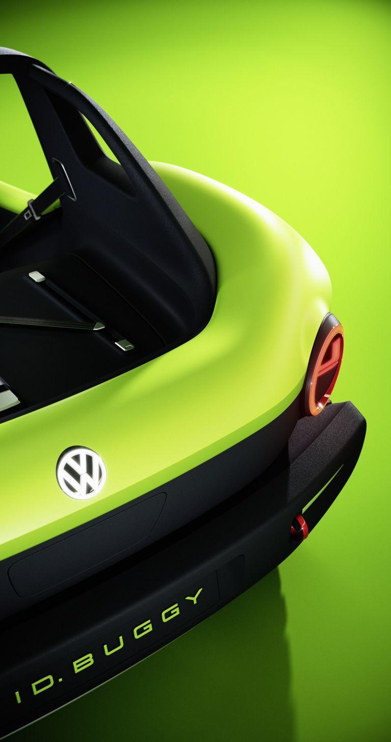 2019 Volkswagen ID Buggy concept 538787