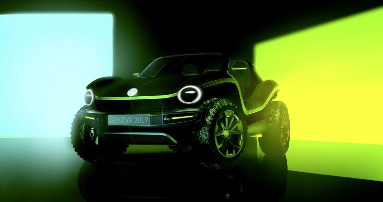 2019 Volkswagen ID Buggy concept 538791