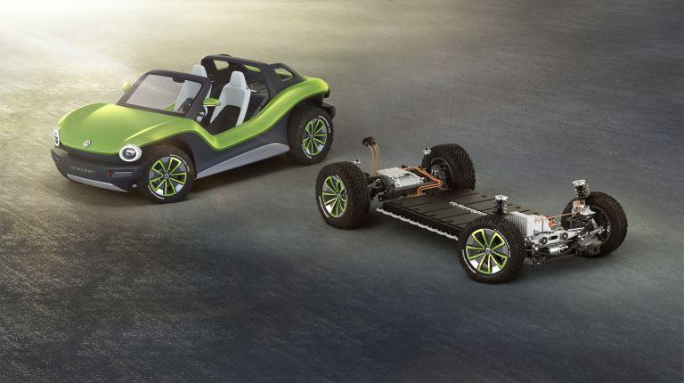 2019 Volkswagen ID Buggy concept 538797