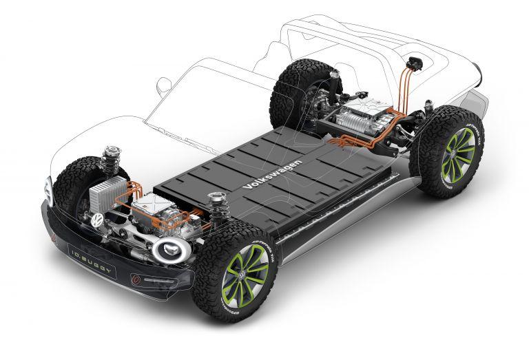 2019 Volkswagen ID Buggy concept 538798