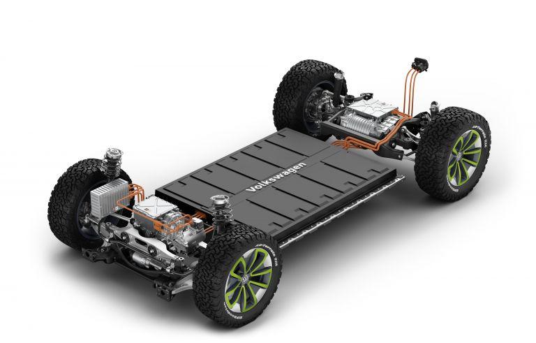 2019 Volkswagen ID Buggy concept 538799