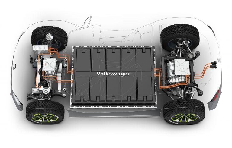 2019 Volkswagen ID Buggy concept 538800