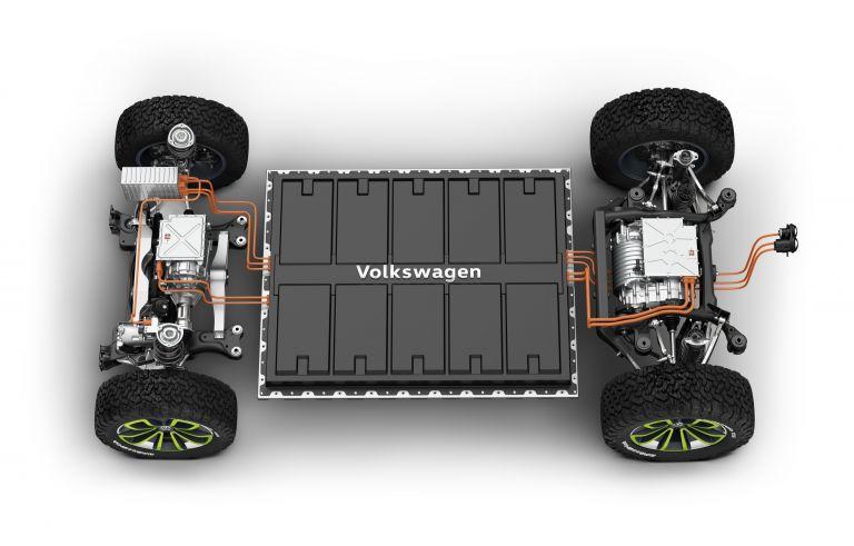 2019 Volkswagen ID Buggy concept 538801