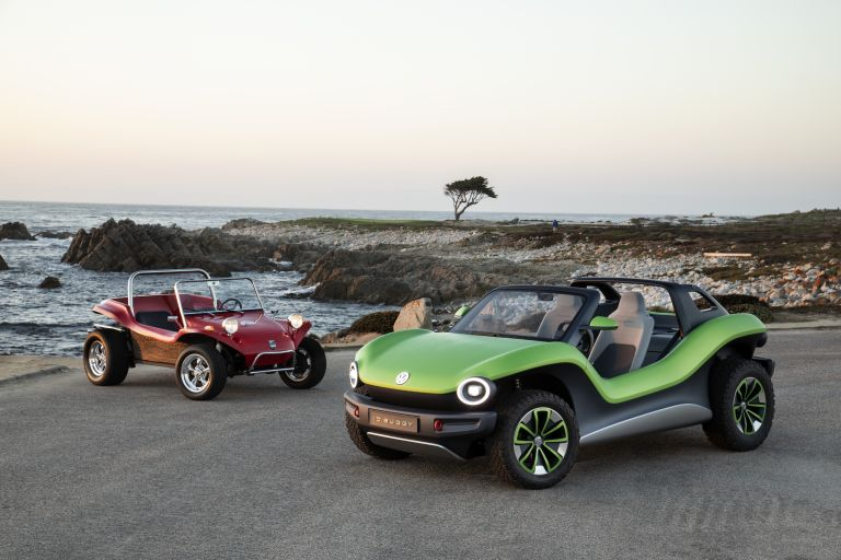 2019 Volkswagen ID Buggy concept 556287