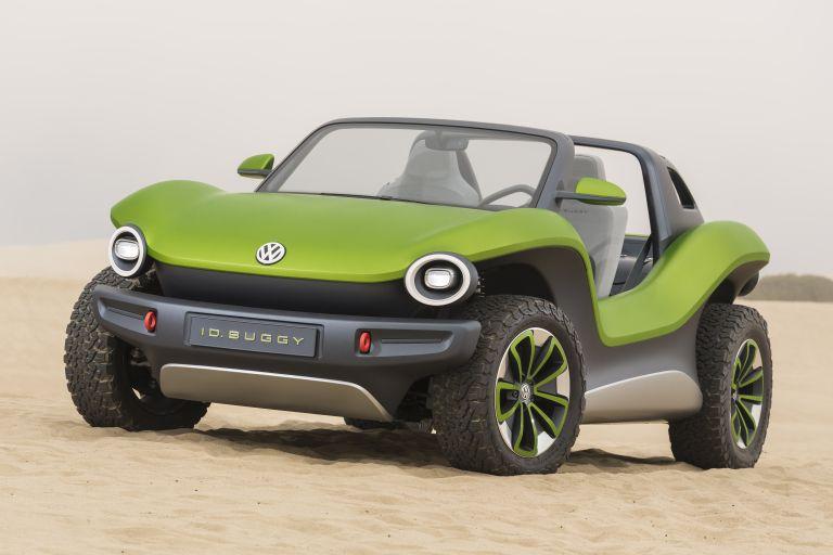 2019 Volkswagen ID Buggy concept 556292