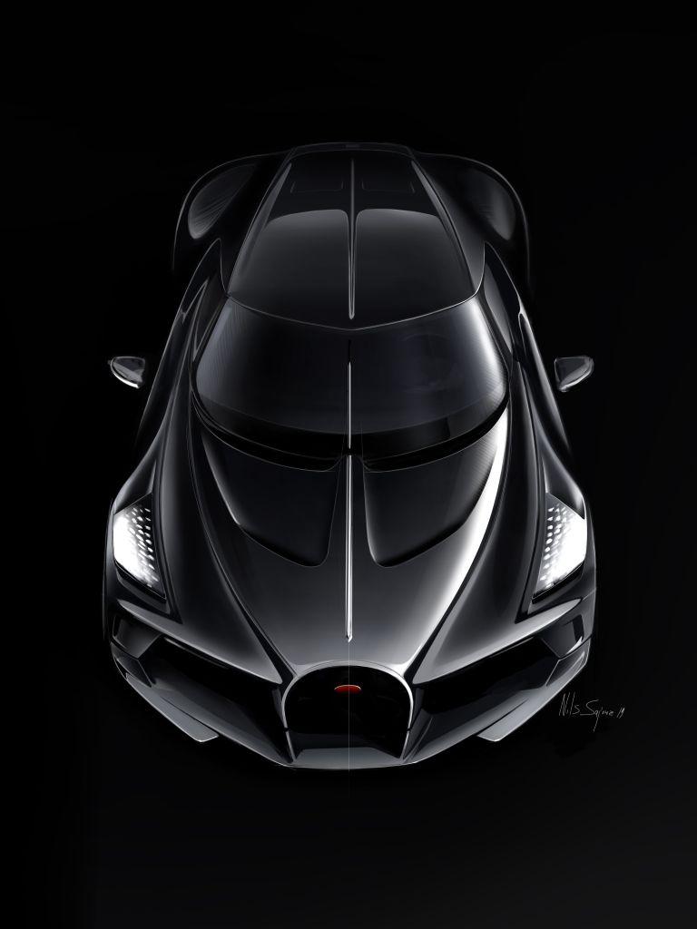 2019 Bugatti La Voiture Noire #538933 - Best quality free
