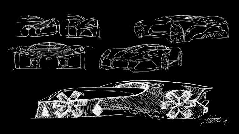 2019 Bugatti La Voiture Noire 538935