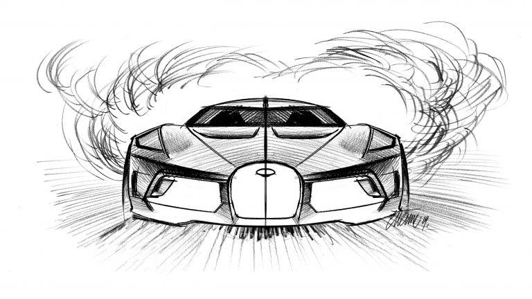 2019 Bugatti La Voiture Noire 538939